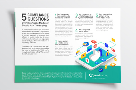 5 Compliance Questions